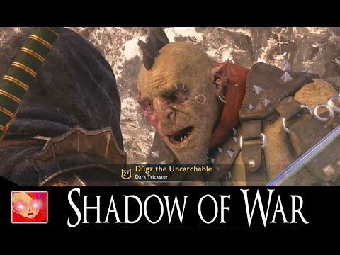 Let's Play Middle-Earth: Shadow Of War With CohhCarnage - Episode 3