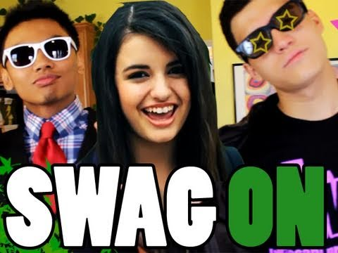 SWAG ON (Rebecca Black - Friday Parody)