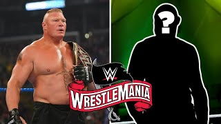 Brock Lesnar's WrestleMania 36 Opponent Revealed?