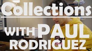 Paul Rodriguez Memorabilia Collection