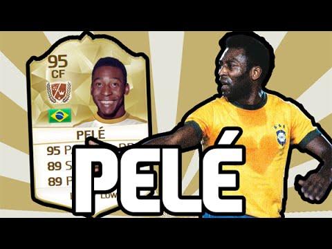FIFA 16 - Pelé - The King of Football!