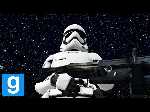 Star Wars in Garry's Mod