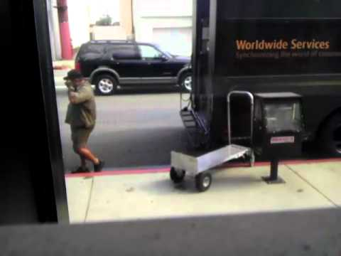 Horrible UPS Driver