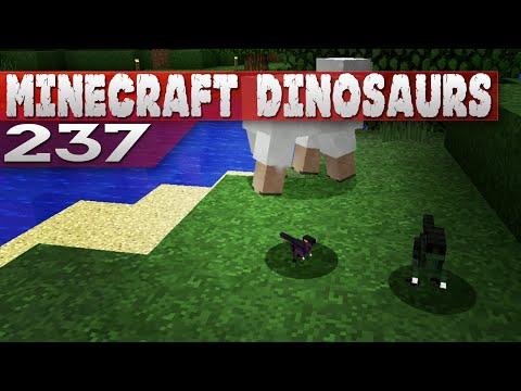 Minecraft Dinosaurs Episode 237 Compy Island