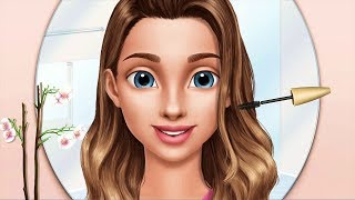 High School Love Story Girls Games To Play Makeup, Colorful Hairstyles And Amazing Outfits