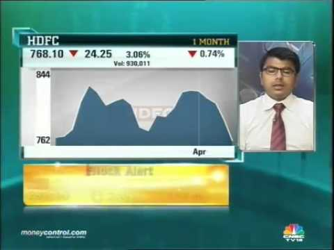 Sell HDFC with stoploss of Rs 800: Dipesh Mehta