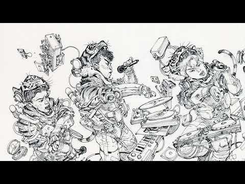Drunken Tiger - Timeless Feat. RM Of BTS [Official Lyrics Video]