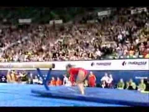 Catalina Ponor - The Best Gymnast In The World video