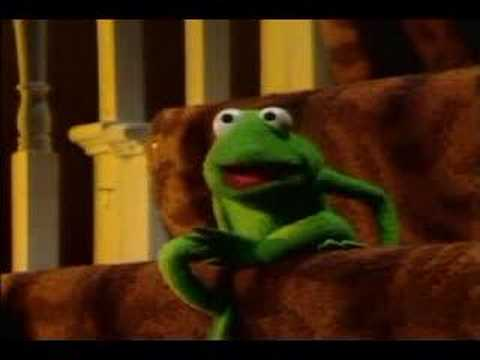 Muppet Show Robin the Frog  Halfway Down the Stairs s01e10