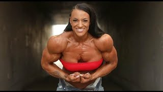 Muscles Woman IFBB Collection Female Bodybuilder Woman Posig new 2020