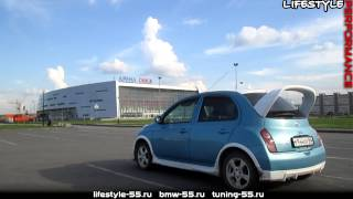 LifeStyle Performance - Nissan March K12 Impul Style