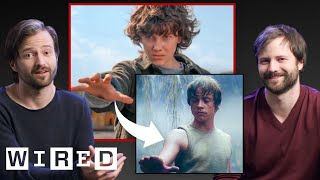 Every Major Stranger Things Movie Reference Explained By the Duffer Brothers | WIRED