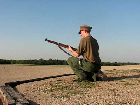 Me and my Lee-Enfield SMLE