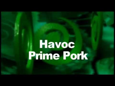 Havoc Prime Pork - Supreme Winner @ 2011 South Canterbury Hospitality & Tourism Awards