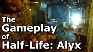 Half-Life Alyx - What will the gameplay actually be like?