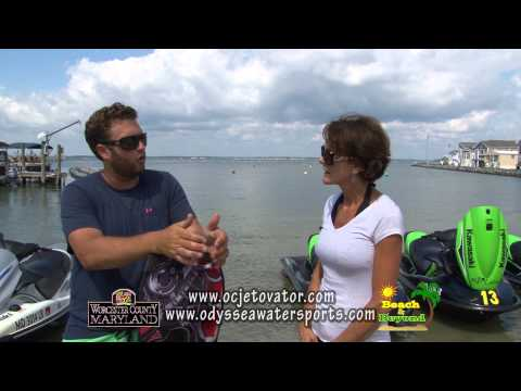 Odyssea Sports - Jetovator/Hover Board - For Worcester County Tourism