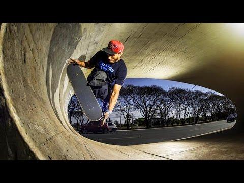 A Pro Skateboarder with No Legs: The Italo Romano Story