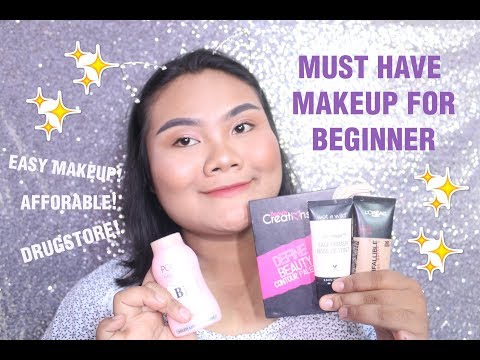 Makeup for beginner // Short Review Focallure Loreal Beauty Creations - YouTube