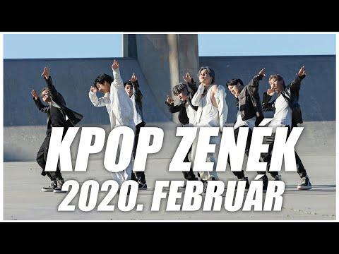 [TOP 50] KPOP ZENÉK I 2020. FEBRUÁR