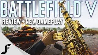 Battlefield 5 Review and New Gameplay ( Battlefield V )