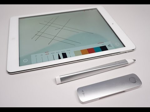 Review: Adobe Ink and Slide - Stylus and Drawing Tool for iPad