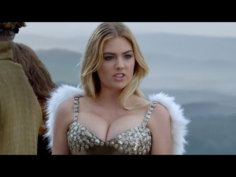 Kate Upton's Boobs Help Sell A Crappy Free To Play Game video
