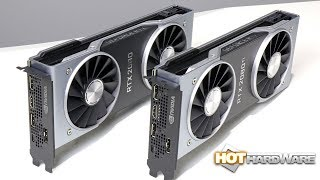 GeForce RTX 2080 Ti And GeForce RTX 2080 Tested And Benchmarked!