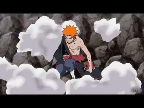 Naruto Vs Pain(nagato) - Final Battle video