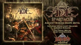 ADE - Duelling The Shadow Of Spartacus (George Kollias) (audio)