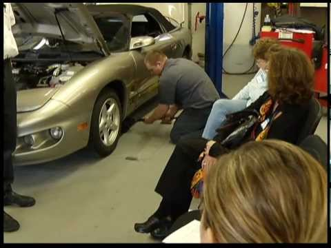 Money Savers - Avoiding scams at auto repair shops