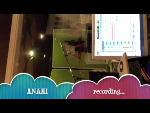 Video ANAHI EN EL ESTUDIO movie