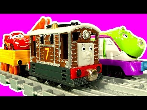 Toy Playtime Trains Cars Lego Transformers Dinosaur Eats Play-Doh Crashes Smashes Fun