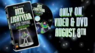 Buzz Lightyear of Star Command: The Adventure Begins Commercial