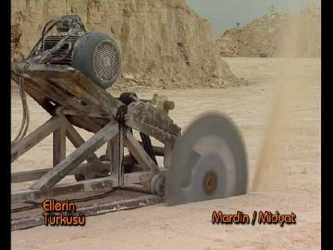 Midyat Taşı 1/3 /  Midyat Stoneworks - Ellerin Türküsü Kanal B