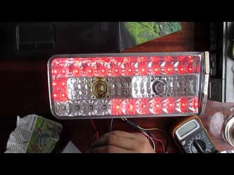 Тюнинг ваз 2106 задние фонари своими руками - Авто Шарм