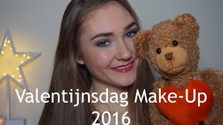 Valentijns Make-Up 2016