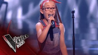 Brooke Performs Don 39 T Stop Me Now Blinds 3 The Voice Kids Uk 2018