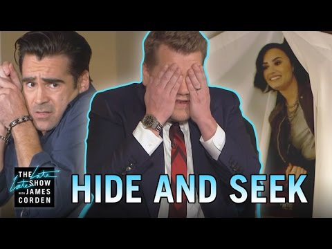 #NataliesHouse: Hide-and-Seek w/ Colin Farrell, Wanda Sykes & Demi Lovato