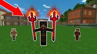 ARDA VE RÜZGAR BÜYÜCÜNÜN YANINA GİDİYOR! - Minecraft