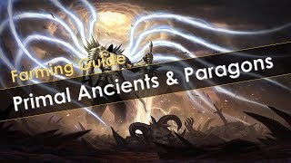 Diablo 3 How to Farm Primal Ancients and Paragon Levels