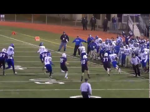 Joe Devine Senior Highlights West Scranton High School