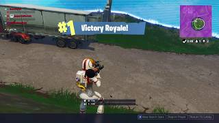 Crazy 1hp Victory royale