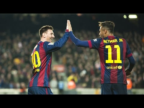 Messi & Neymar ● The best duo in the world 2014/2015 ||HD||