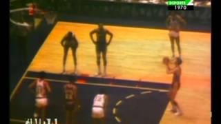 LOS ANGELES LAKERS vs KNICKS NBA FINALS G7 - 1970
