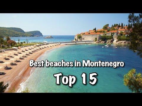 Top 15 Best Beaches In Montenegro 2018