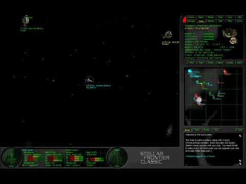 Stellar Frontier New Gunfire Example