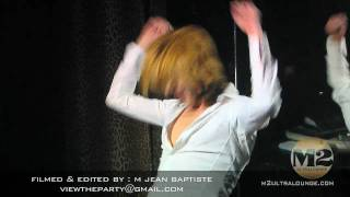 OFFER NISSIM, Peter Rauhofer LIVE MUSIC AT M2-12/26/09-HD