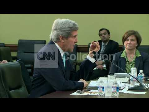 KERRY:UKRAINE-CAN GET UGLY REAL FAST
