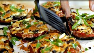 Best Mini Eggplant Pizza Recipe