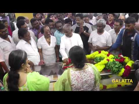 My guru MSV will live forever through his music - Ilayaraja